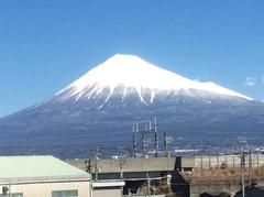 今日の富士山!! 2019.03.08