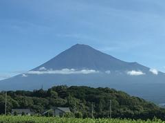 今日の富士山 2019.09.07